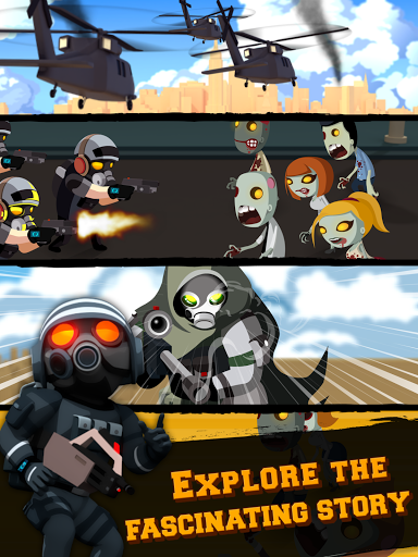 Zombie Sweeper: Seek and Strike Puzzle 1.2.103 screenshots 14