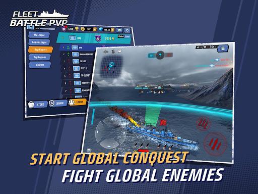 Fleet Battle PvP screenshots 8