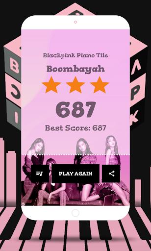 Blackpink Piano Tiles Game  Screenshots 4
