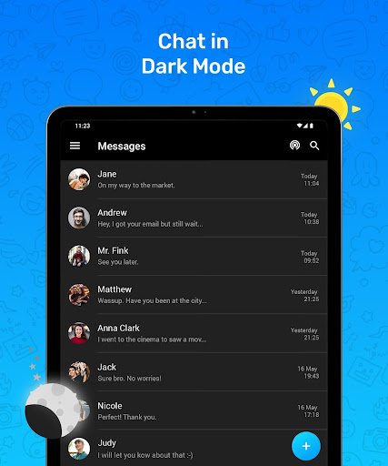 Messenger 1.0 Screenshots 12