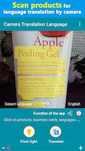 Camera Translator - Live Translation App 3.4.1 Screenshots 9