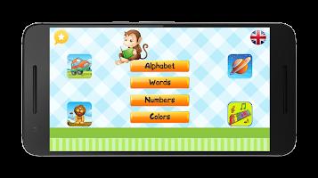 Abc Flashcards - Learn Words