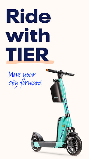 TIER electric scooter sharing  screenshots 1