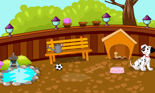 dalmatian house rescue screenshot 2