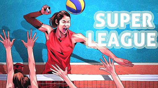 volleyball super league screenshot 1