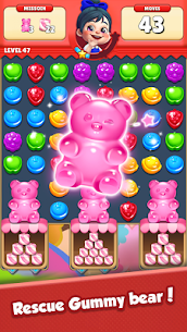 Sugar Hunter: Match 3 Puzzle Apk Mod + OBB/Data for Android. 3