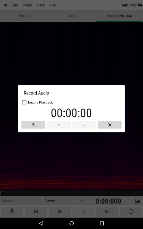 WaveEditor for Android™ Audio Recorder & Editor poster 11