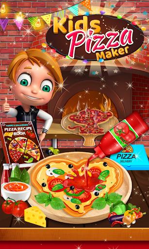 Pizza Chef - jeu mignon de pizzaiolo APK MOD – Pièces de Monnaie Illimitées (Astuce) screenshots hack proof 2