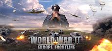 第二次世界大戦:戦略ゲームWW2サンドボックス戦術のおすすめ画像1