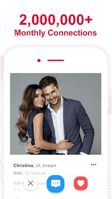 3Fun - 3P&交換セックスを求める人のための出会い系アプリのおすすめ画像2