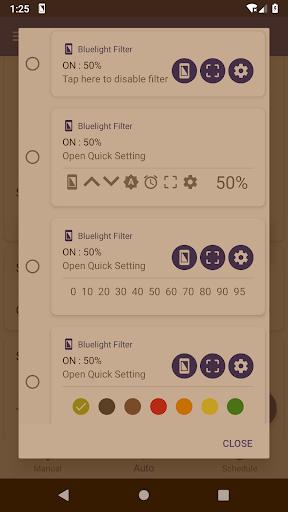 Bluelight Filter for Eye Care - Auto screen filter 3.7.1 Screenshots 5