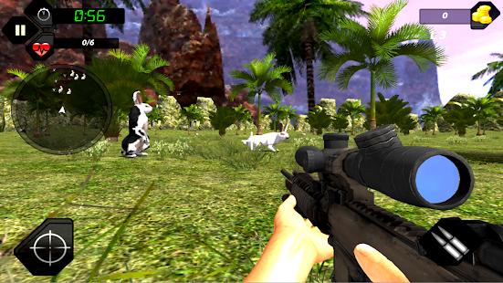 rabbit hunting 3d hack