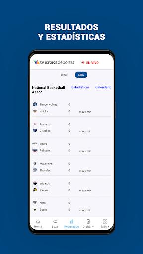 Azteca Deportes android2mod screenshots 4