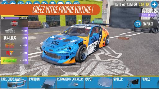 Code Triche CarX Drift Racing 2 APK MOD (Astuce) screenshots 4