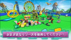 ディノテーマパーククラフト:恐竜テーマパークを構築するのおすすめ画像2