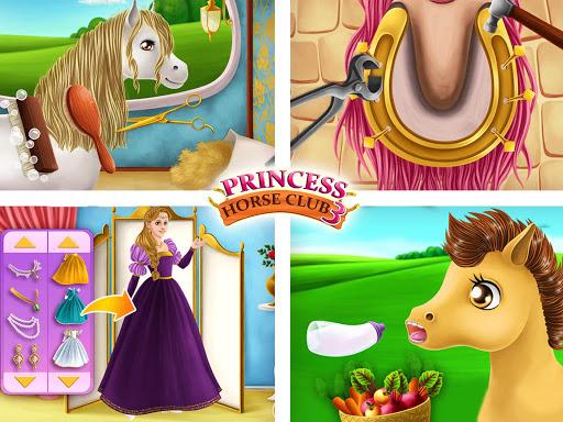Princess Horse Club 3 - Royal Pony & Unicorn Care 4.0.50017 screenshots 10