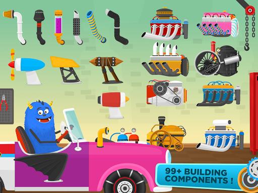 Garage Master - fun car game for kids & toddlers  screenshots 16