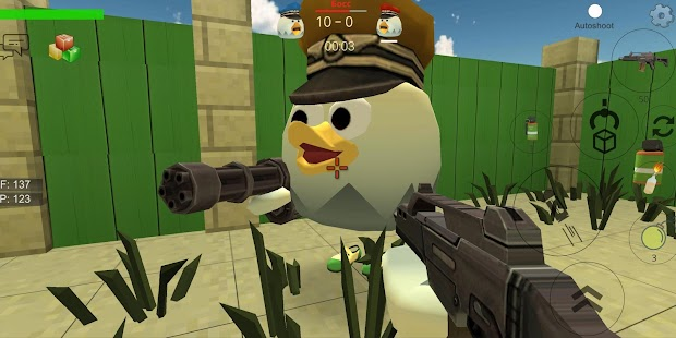 🐓Chicken Gun🐓 Screenshot