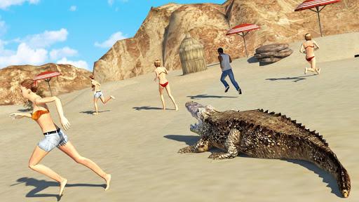 Hungry Crocodile Wild Hunt Simulation Game 8.3 screenshots 2