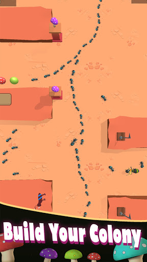 Ant Colony 3D: The Anthill Simulator Idle Games  screenshots 5