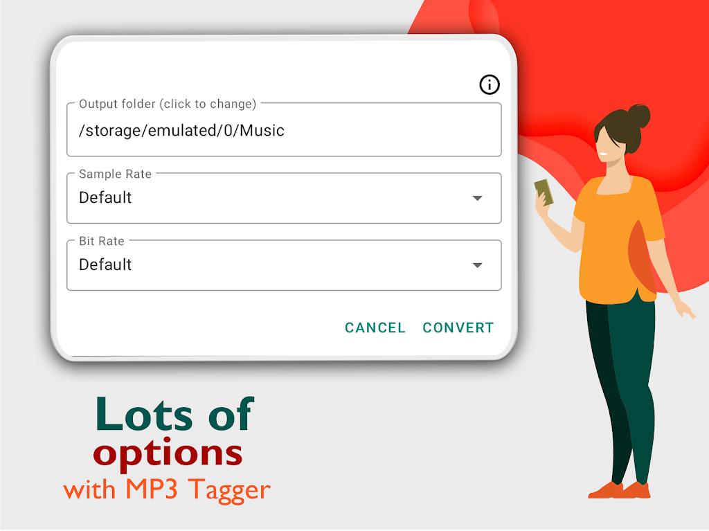 Mp3Lab - Video to MP3 Converter & Ringtone Maker  poster 14