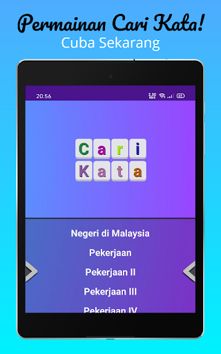 Cari Kata Bahasa Melayu 2020 Apkfinish screenshots 7