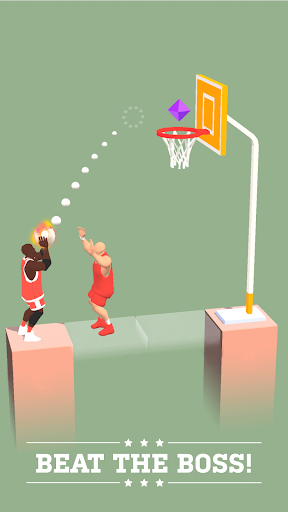 Perfect Dunk 3D  screenshots 4