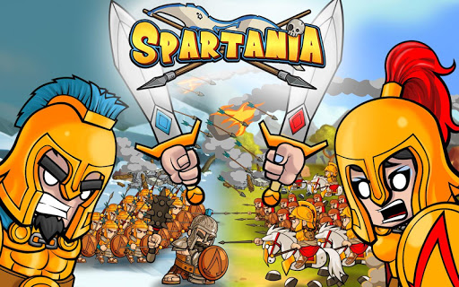 Spartania: The Orc War! Strategy & Tower Defense! 3.17 Screenshots 1