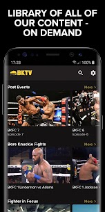 Free Bare Knuckle TV Apk, Free Bare Knuckle TV Apk Download, NEW 2021* 5