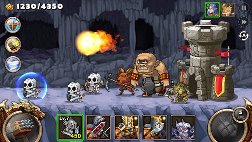 Kingdom Wars - Tower Defense Game 1.6.5.5 screenshots 6