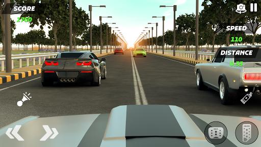 Extreme Turbo Car Racing: Traffic Simulator 2021  screenshots 7