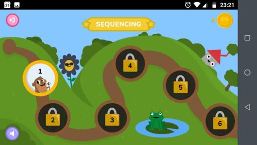 codemonkey jr. pre-coding game for pre-readers screenshot 3