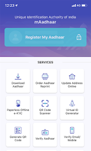 mAadhaar APK Download For Android 3