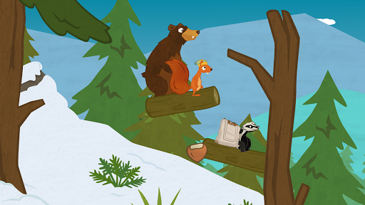 Squirrel & Bu00e4r - Wintersause  screenshots 2