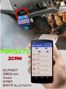 FordSys Scan Free 1.10 Screenshots 1