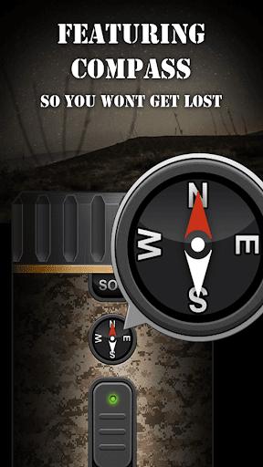 Military Flashlight Free android2mod screenshots 19
