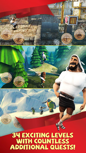 Crossbow Warrior William Tell For PC Windows (7, 8, 10, 10X) & Mac Computer Image Number- 6