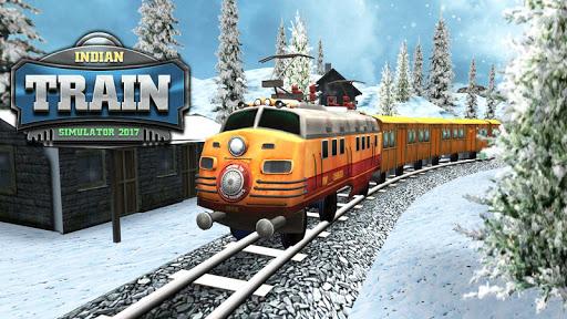 Indian Train Games 2019 Apkfinish screenshots 1