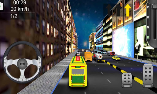 3D Bus Simulator 1.2.2 screenshots 1