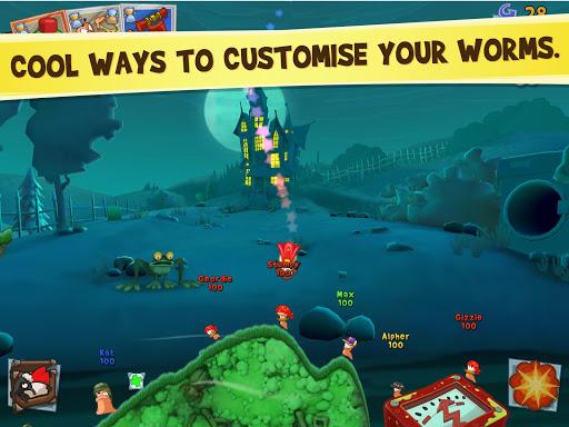 Worms 3  screenshots 11