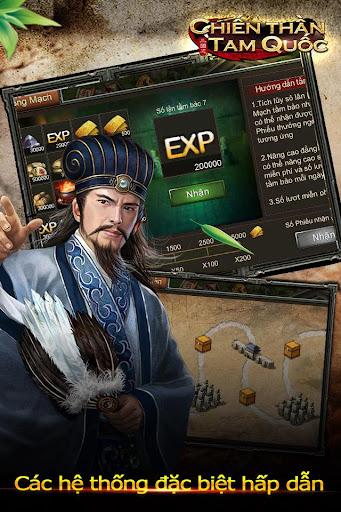 Chiu1ebfn Thu1ea7n Tam Quu1ed1c-Tranh Bu00e1  screenshots 5