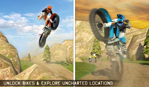 Motocross Race Dirt Bike Games screenshots 12