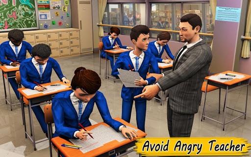 High School Cheating Boy Cheater Bob School Games 1.5 screenshots 13
