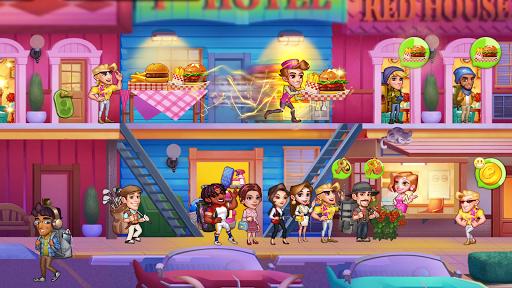 Hotel Craze: Grand Hotel Story screenshots 8