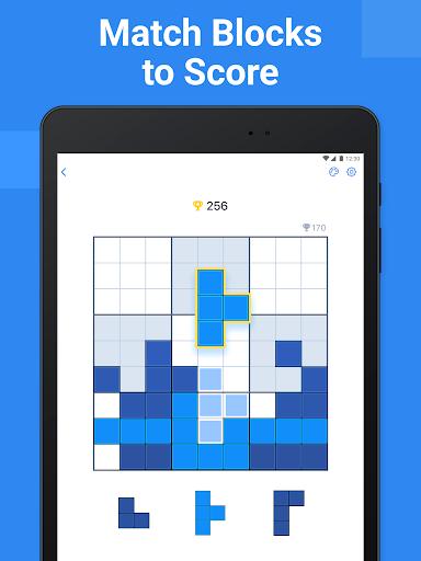 Blockudokuu00ae: block puzzle game Apkfinish screenshots 8
