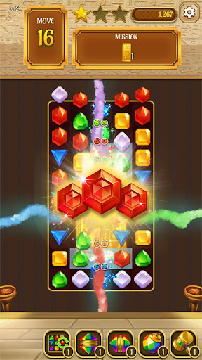 Cleopatra's Jewels - Ancient Match 3 Puzzle Games 1.2.2 screenshots 3