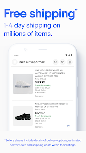 eBay marketplace  Buy, sell amp  save money on brands Apk Download New 2021 5