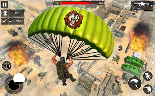 Counter Terrorist Gun Strike: Free Shooting Games 1.23 Screenshots 19