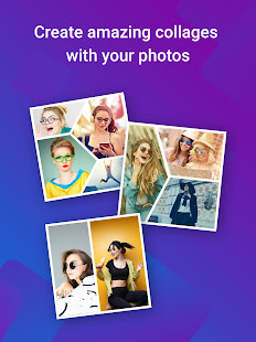 Photo Collage - Side by Side Picture Photo Editor