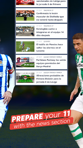 LaLiga Fantasy MARCAufe0f 2021: Soccer Manager 4.5.1.0 screenshots 23